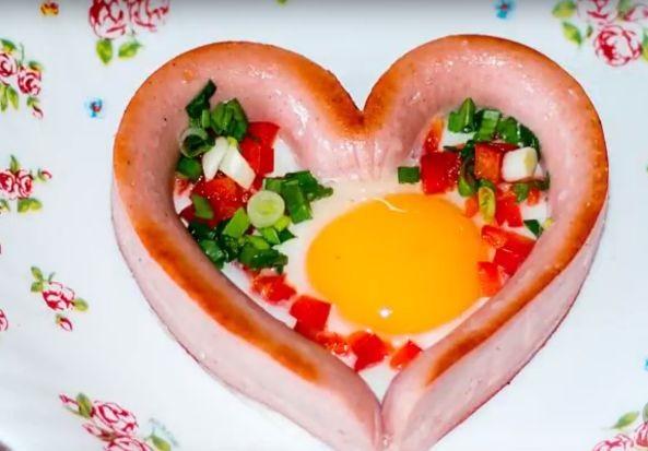Scrambled eggs -
