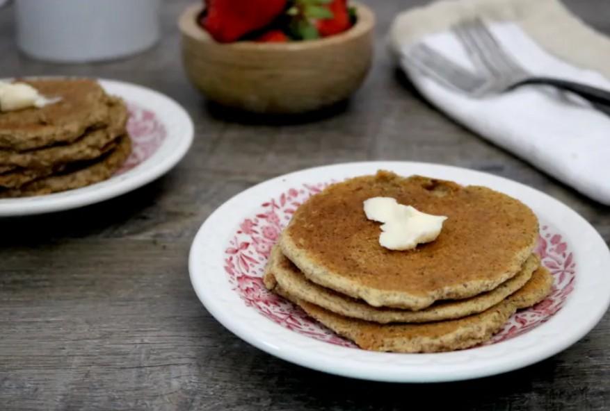 Keto pancakes without eggs