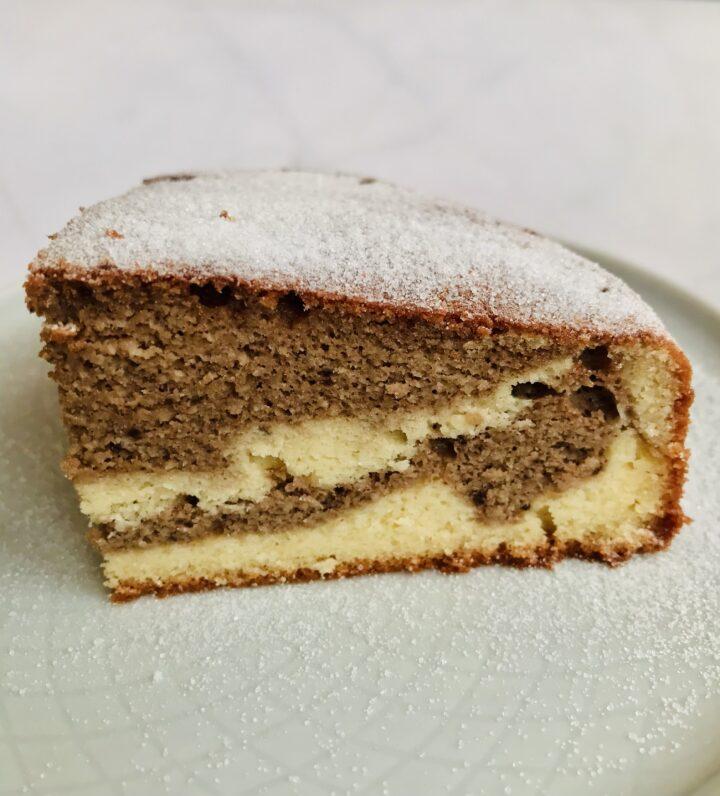 Keto Zebra - Low Carb Dessert