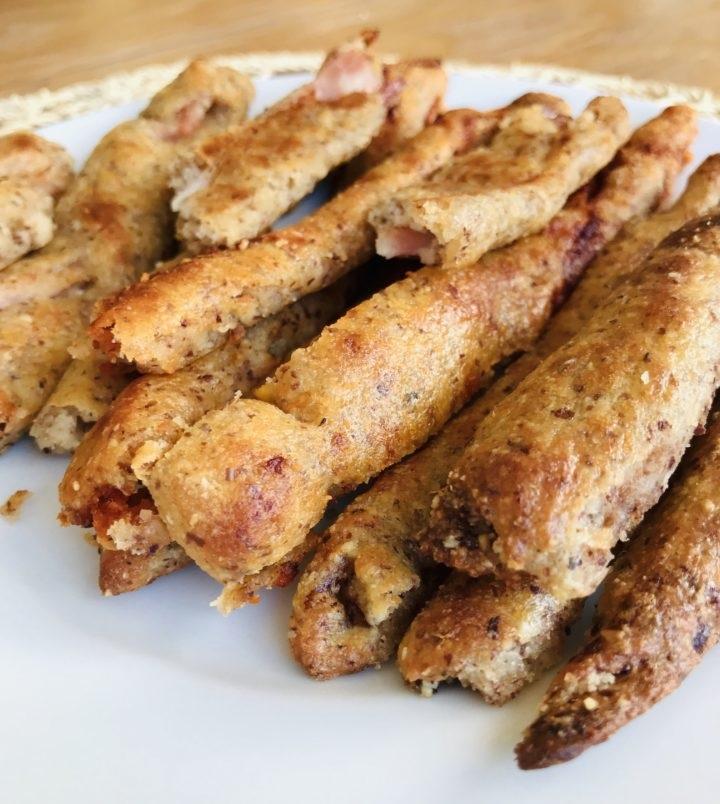 Low Carb Joys - Breadsticks