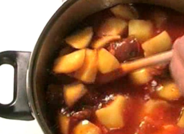 Riochian potatoes