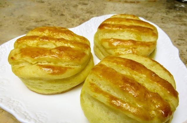 Tasty Potato buns
