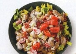 Best Potato salad with tomatoes
