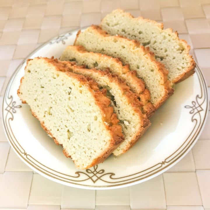 Coconut flour keto bread recipe