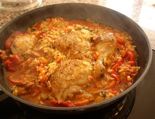 Chicken with rice 2
