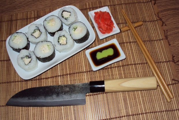 Rice for rolls and sushi