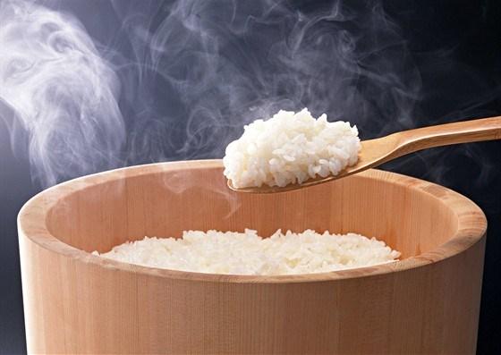 Sushi rice (sushi-meshi)