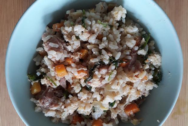 Thai Style Wild Rice Tuna
