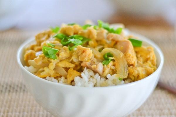 Chicken and Rice Wok