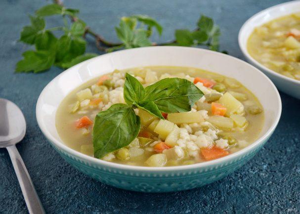 Lenten minestrone