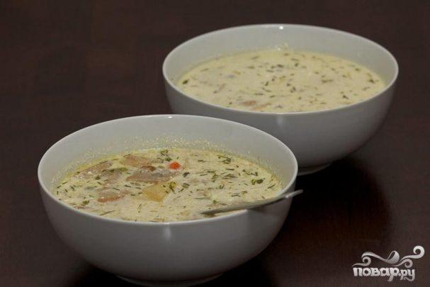 Russian lean soup