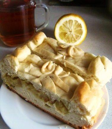 Cool Lenten pies with potatoes