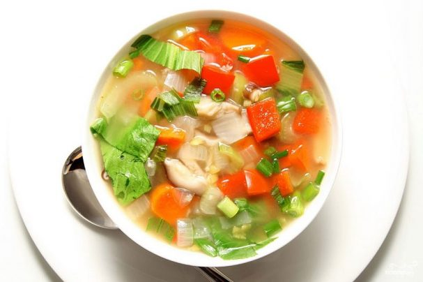 Slimming Soup More