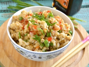 Chinese Rice with Egg 2