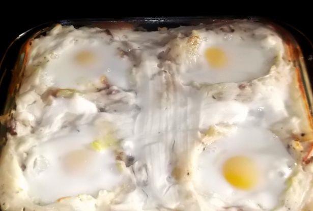 Rustic Potato Pie
