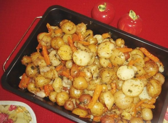 Potatoes by Jamie Oliver