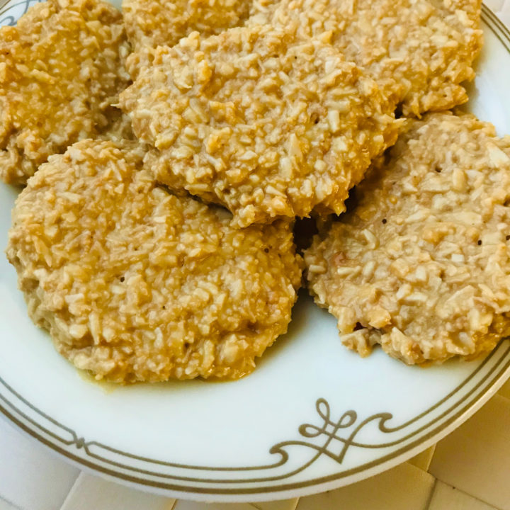 Keto Dessert: Peanut Biscuits Without Oven