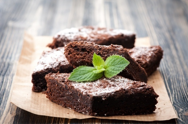 Keto brownie