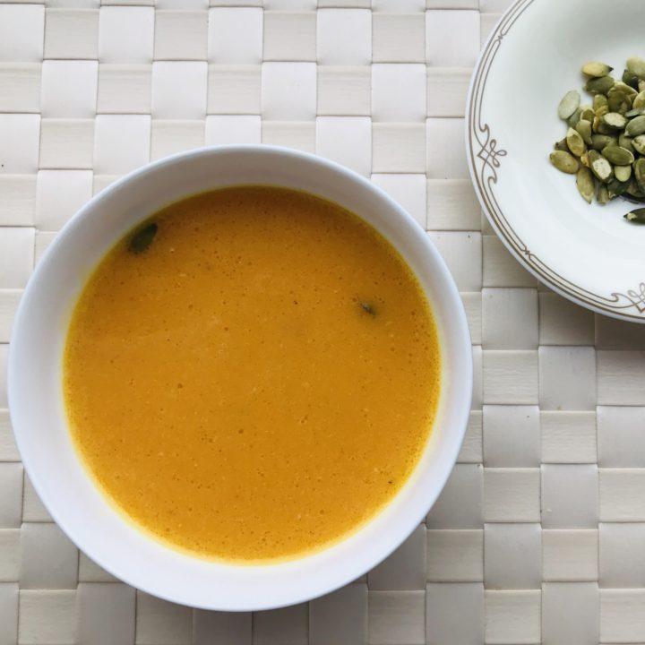 Best Pumpkin soup