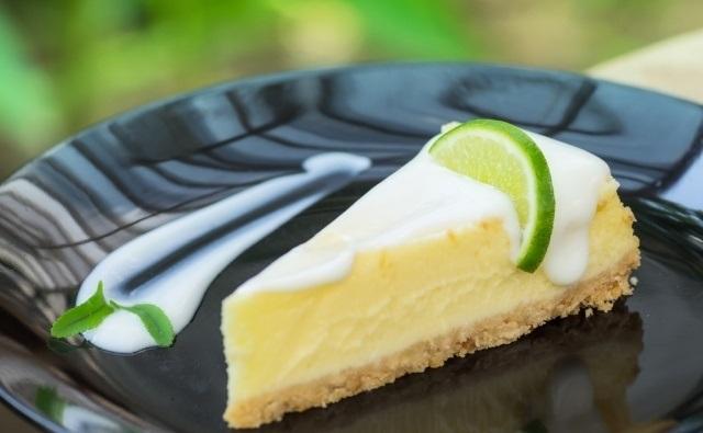 Best Lemon keto cheesecake