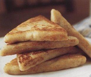 Potato triangles